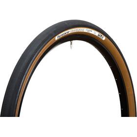 "Panaracer GravelKing Slick Folding Tyre 27.5x1.75"" TLC, black/brown"
